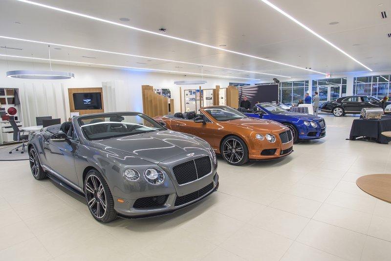 Morrie S Luxury Auto Grand Opening