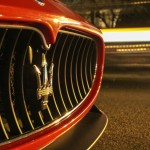 Rosso Mondiale Maserati GranTurismo MC