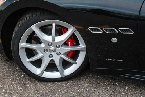 2013 Maserati GranTurismo Sport Wheels