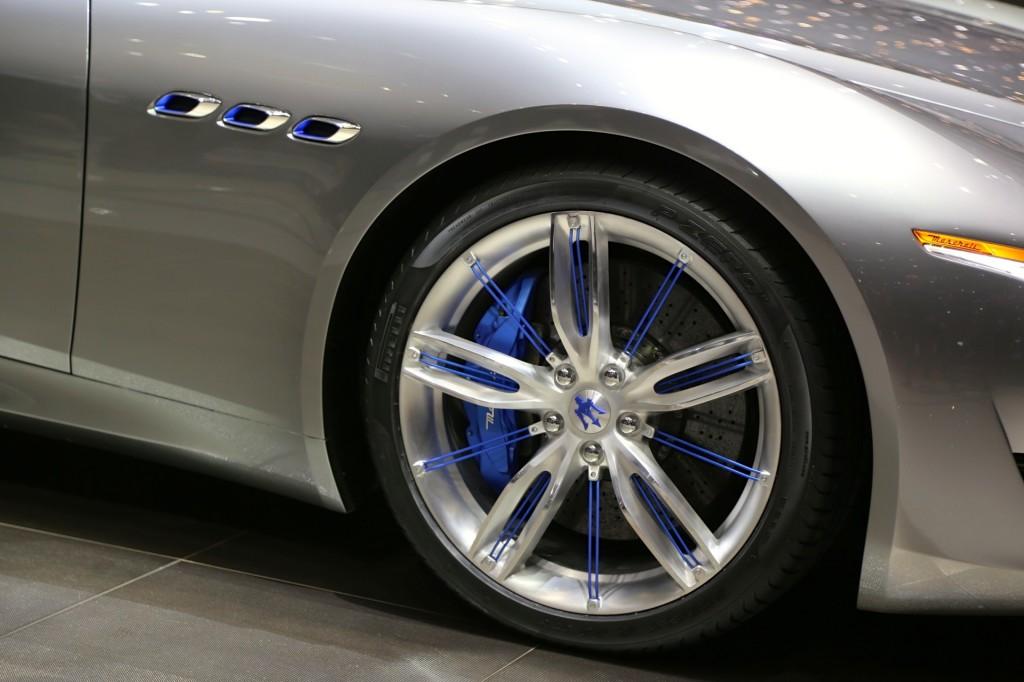Maserati unveils Alfieri Concept at the Geneva Motor Show