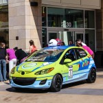 20130506-Mazda2 Racecar Day at the Children's Hospital-1