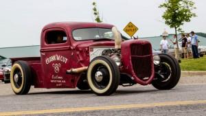 July Cars & Coffee 2013-16
