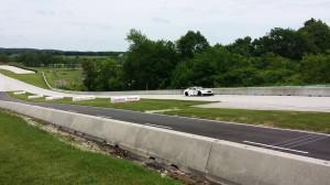 Bentley Racing Team at Road America